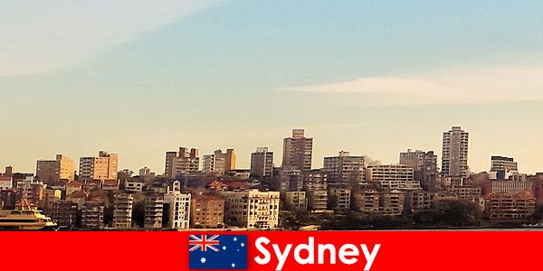 Сидни е известен сред чужденците като един от най-мултикултурните градове в света