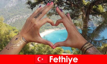Плажна ваканция в Турция Фетие за малки и големи винаги е мечта