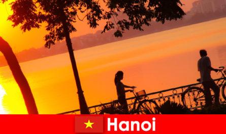 Ханой е безкрайно забавление за пътуващите, които обичат горещите температури