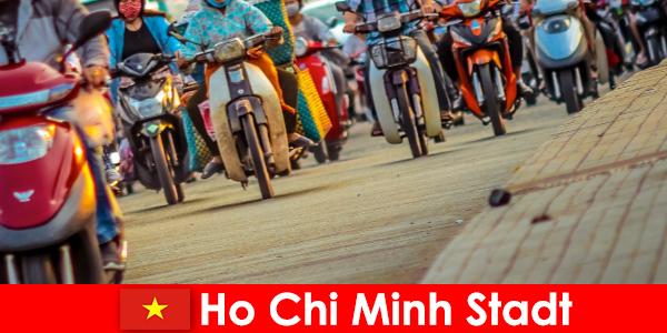 Хошимин винаги е удоволствие за велосипедистите и любителите на спорта