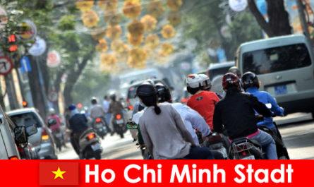 Хошимин Сити HCM или HCMC или HCM Град е известен като Чайнатаун