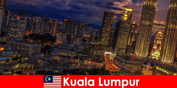 Куала Лумпур винаги си заслужава да бъде посетен от туристите в Югоизточна Азия
