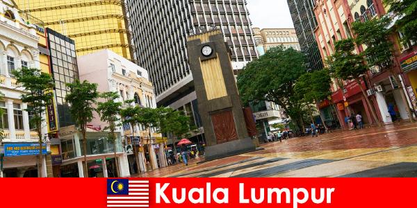 Куала Лумпур е културният и икономически център на най-големия столичен район в Малайзия