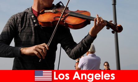 Трябва да се видят атракции в Лос Анджелис за международни туристи