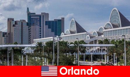 Орландо е най-посещаваната туристическа дестинация в САЩ