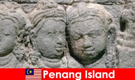Остров Пенанг има много забележителности и страхотни акценти, събрани в едно