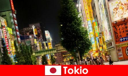 Модерни сгради и стари храмове правят Токио незабравим за чужденците