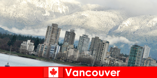 Ванкувър, прекрасният град между океана и планините, отваря много възможности за спортни туристи