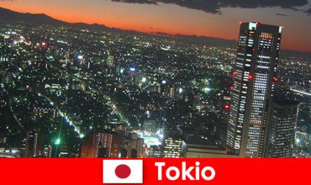 Непознатите обичат Токио - най-големият и модерен град в света