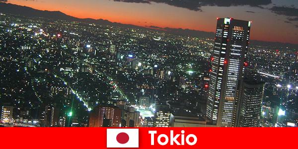 Непознатите обичат Токио – най-големият и модерен град в света