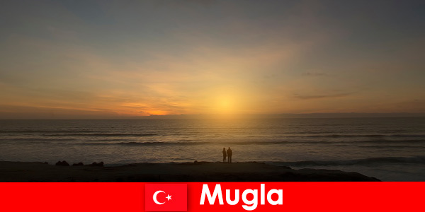 Лятно пътуване в Мугла Турция с живописни заливи за любителите на сърцето на града