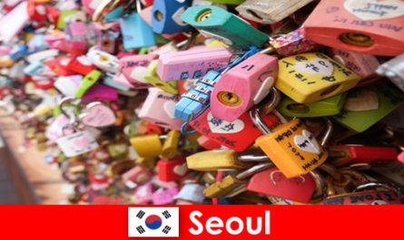 Откритие за непознати по модните улици на Сеул в Корея