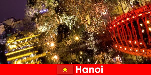 Ханой във Виетнам е отворен за туризъм