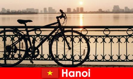 Ханой във Виетнам Откриване на пътуване с водни пътувания за спортни туристи