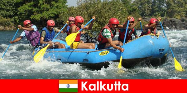 Евтино пътуване за активни спортисти в Калкута Индия