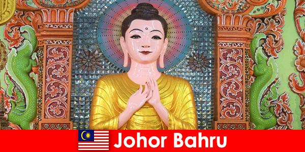 Пакетни обиколки и културни екскурзии за туристи до Джохор Бару Малайзия