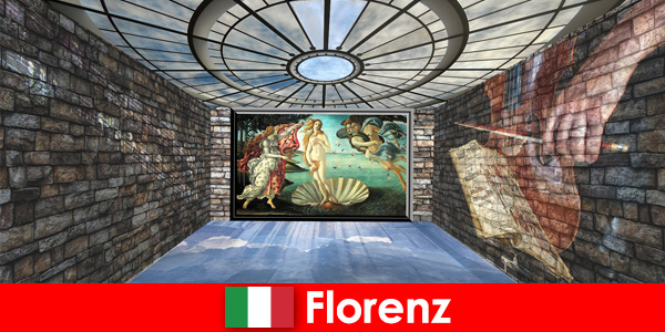 Градско пътуване до Флоренция Италия за любители на изкуството гости на старите майстори