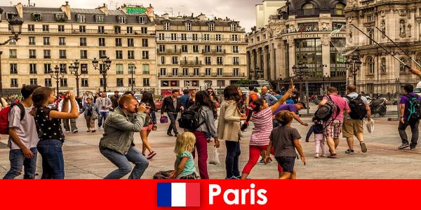 Повечето чужденци идват в Париж, за да се опознаят