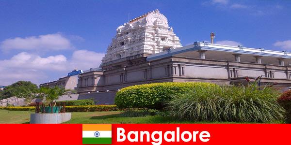 Тайнствените и великолепни храмове на Бангалор