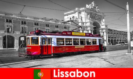Лисабон в Португалия туристите го познават като белия град на Атлантическия океан