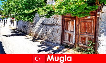 Живописни села и гостоприемни местни жители приветстват туристите в Мугла Турция