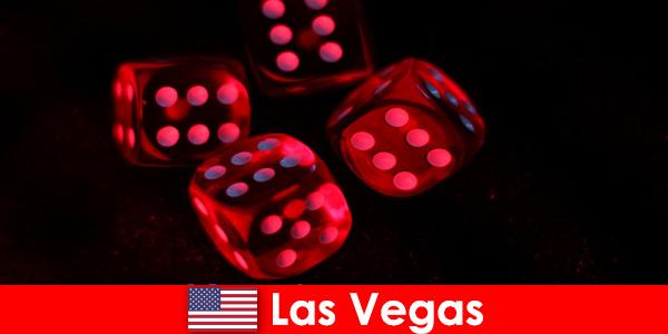 Пътувайте до блестящия свят на хиляди игри в Лас Вегас, САЩ