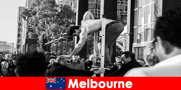 Изкуство и култура за творчески туристи в Мелбърн, Австралия