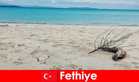 Релаксиращо пътуване за стресирани туристи на турската Ривиера Фетие