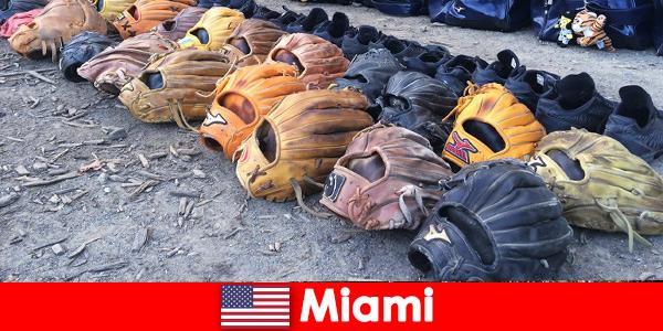 Мечтаната ваканция за пътуващите до спортните паркове на Маями САЩ
