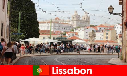 Лисабон Португалия предлага евтини хотели на чуждестранни студенти и ученици