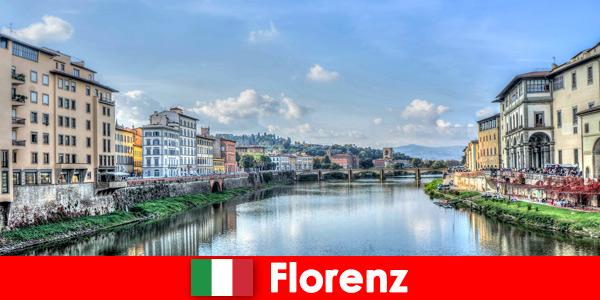 Флоренция Италия Град Марке за много чужденци
