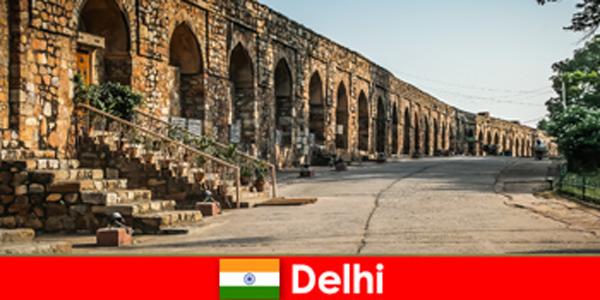 Частни обиколки на град Делхи Индия за заинтересованите туристи