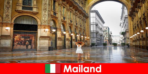 Европейско пътуване до известните оперни театри и театри в Милано, Италия