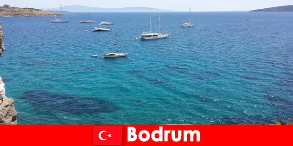 Луксозна ваканция за чужденци в красивите заливи в Бодрум, Турция