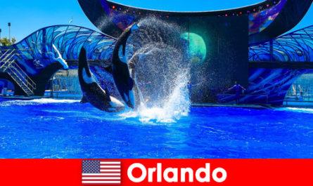 Резервирайте индивидуални пътувания за чужденци в Орландо, САЩ