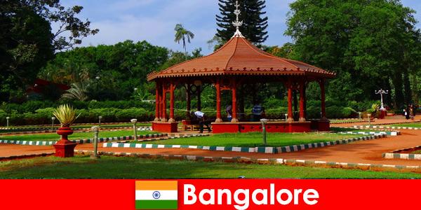 Туристите от чужбина могат да очакват прекрасни разходки с лодка и страхотни градини в Бангалор Индия