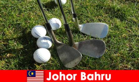 Вътрешен съвет - Джохор Бару Малайзия има много прекрасни голф игрища за активни туристи