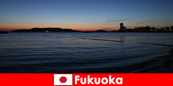 Регионална групова обиколка из красивия японски град Фукуока
