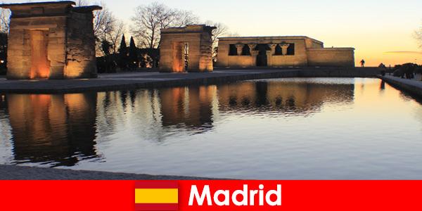 Популярна дестинация за екскурзии до Мадрид Испания за европейски студенти