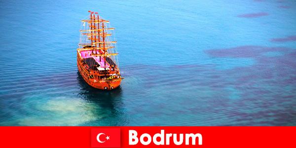 Клубно пътуване за членове с приятели в красивата Бодрум, Турция